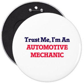 Trust me, I'm an Automotive Mechanic Button