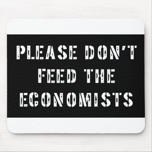 Trust Me I'm an Economist Mouse Pads