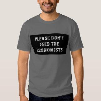 Trust Me I'm an Economist Tee Shirt