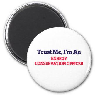 Trust me, I'm an Energy Conservation Officer Magnet