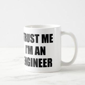 TRUST ME I'M AN ENGINEER COFFEE MUG