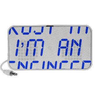 trust-me-Im-an-engineer-LCD-BLUE png Portátil Altavoces
