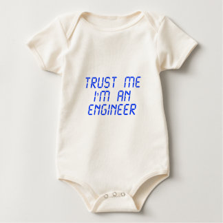 trust-me-Im-an-engineer-LCD-BLUE.png Baby Bodysuit
