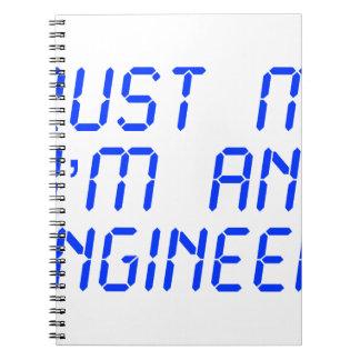 trust-me-Im-an-engineer-LCD-BLUE png Libreta Espiral