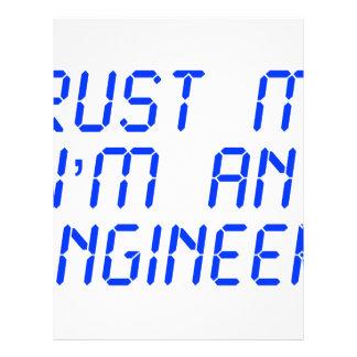 trust-me-Im-an-engineer-LCD-BLUE png Plantilla De Membrete