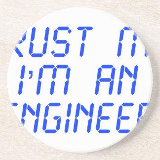 trust-me-Im-an-engineer-LCD-BLUE png Posavasos Diseño
