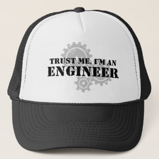 Trust Me I'm An Engineer Trucker Hat