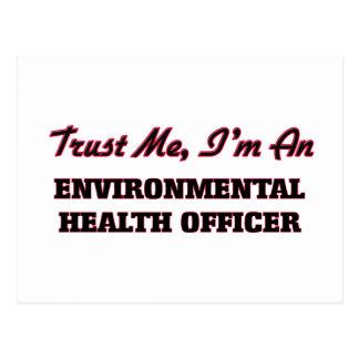 Trust me I'm an Environmental Health Officer Postcard