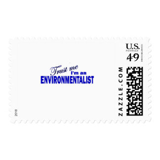 Trust Me I'm an Environmentalist Postage