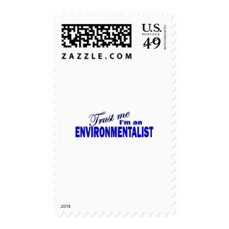 Trust Me I'm an Environmentalist Stamps