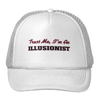 Trust me I'm an Illusionist Hats