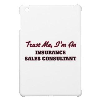 Trust me I'm an Insurance Sales Consultant iPad Mini Cases
