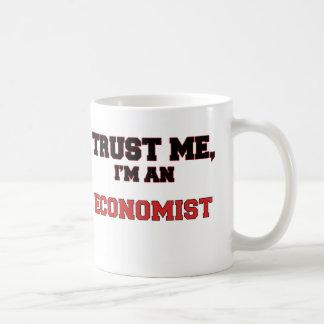 Trust Me I'm an My Economist Coffee Mug