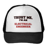 Trust Me I'm an My Electrical Engineer Trucker Hat
