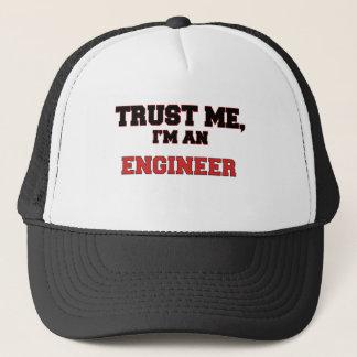 Trust Me I'm an My Engineer Trucker Hat