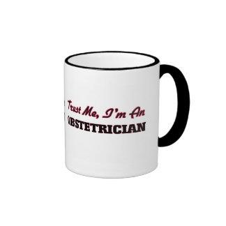 Trust me I'm an Obstetrician Mug