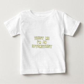 Trust Me I'm an Optometrist Baby T-Shirt