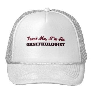 Trust me I'm an Ornithologist Trucker Hat