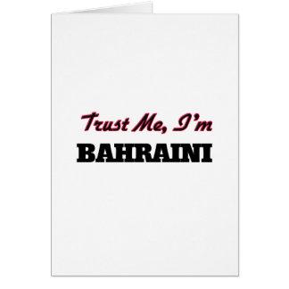 Trust me I'm Bahraini Cards