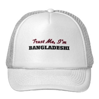 Trust me I'm Bangladeshi Trucker Hat
