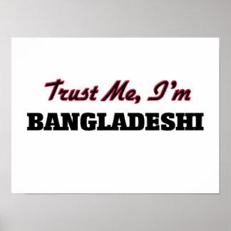 Trust me I'm Bangladeshi Poster