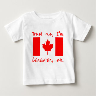 Trust Me I'm Canadian Products Shirt
