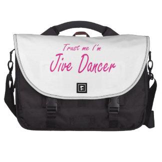 Trust me , I'm Jive Dancer Laptop Computer Bag