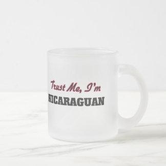 Trust me I'm Nicaraguan Coffee Mug