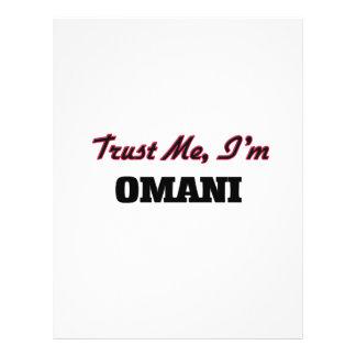 Trust me I'm Omani Flyer