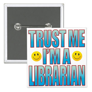 Trust Me Librarian Life B Button