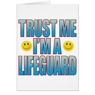 Trust Me Lifeguard Life B Card