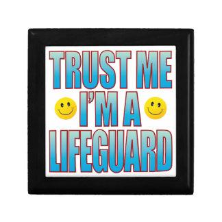 Trust Me Lifeguard Life B Keepsake Box