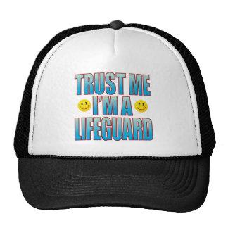 Trust Me Lifeguard Life B Trucker Hat