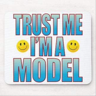 Trust Me Model Life B Mouse Pad