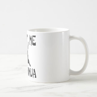 Trust Me Classic White Coffee Mug
