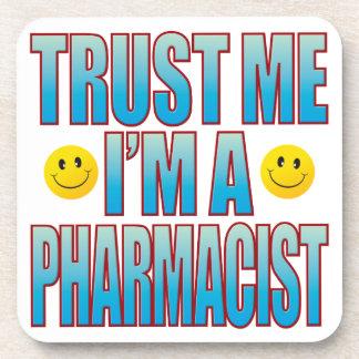 Trust Me Pharmacist Life B Coaster