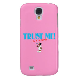 Trust Me RN Nurse with needle Galaxy S4 Cover