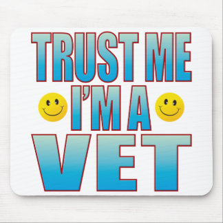 Trust Me Vet Life B Mouse Pad