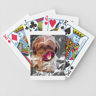 trust more new.jpg bicycle playing cards