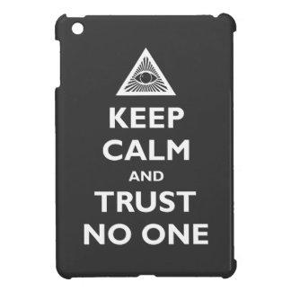Trust No One Case For The iPad Mini