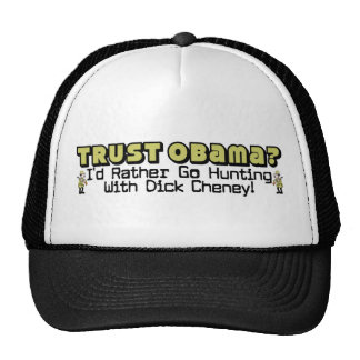 Trust Obama? Trucker Hat