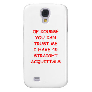 TRUST png Galaxy S4 Cover