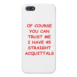 TRUST png iPhone 5 Case