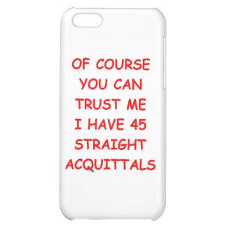 TRUST png iPhone 5C Case