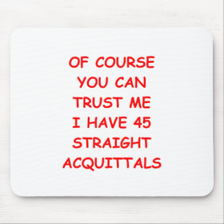 TRUST.png Mouse Pad