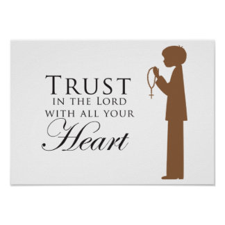 Trust Posters