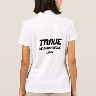 Trust The European Union Polo T-shirt