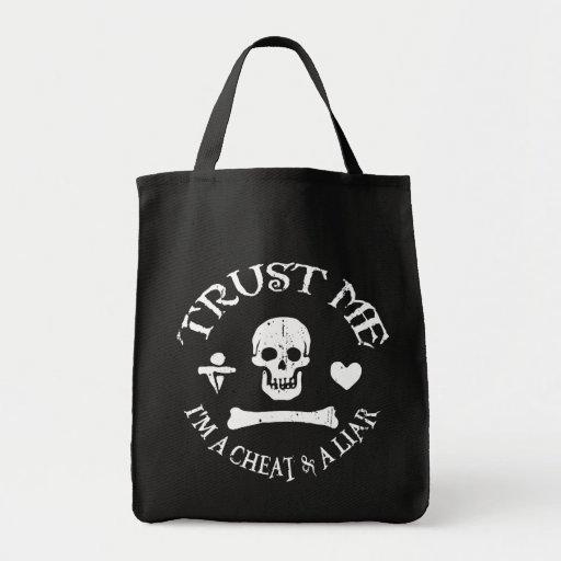 Trust the Pirate Tote Bag
