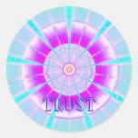 Trust (Virtue sticker)