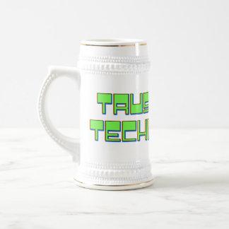 Trust Your Techno Lust Beer Stein